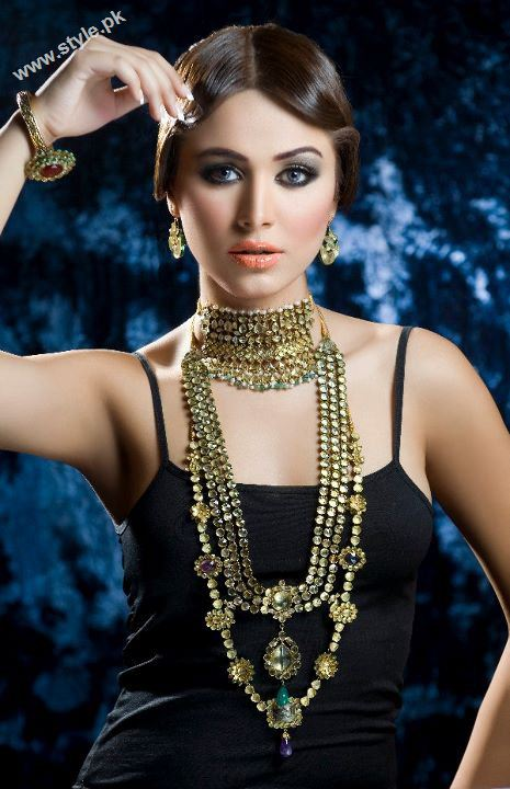 latest jewellery collection for girls 2390