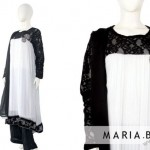 latest pakistani fashion dresses by Maria B 8749