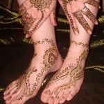 Latest Mehandi Designs 2011