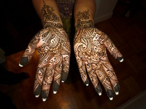 new design of mehndi