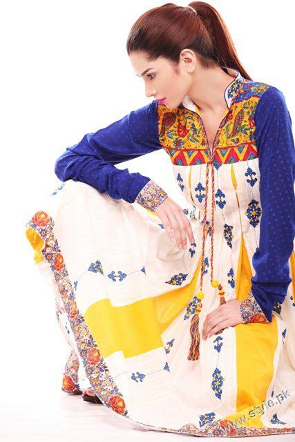zahra ahmed latest truck art collection 892 designer dresses