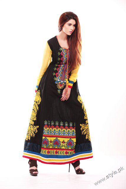 zahra ahmed truck art collection 2011 879432 designer dresses