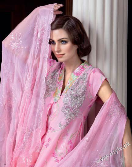 Gul Ahmed Cambric Collection 2011 www.style .pk 0014 gul ahmed designer