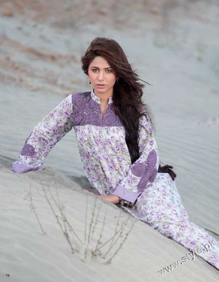 Gul Ahmed Cambric Collection 2011 www.style .pk 0015 gul ahmed designer