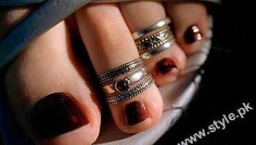 Latest Fashion of Toe Ring for Girls style.pk 001