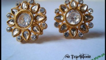 Latest-Gold-Platted-Jewellery-By-NZ-Traditionz-2011-6 style.pk