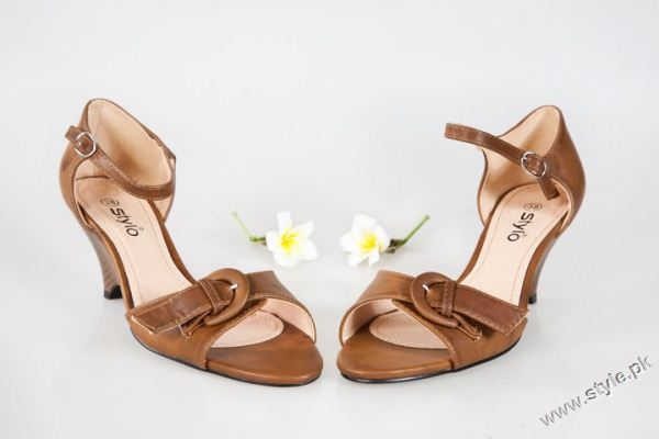 62562c86619ede Latest Ladies Shoes Collection by Stylo