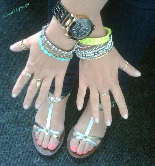 Latest Trendy Bracelets Collection 2011 1 style.pk