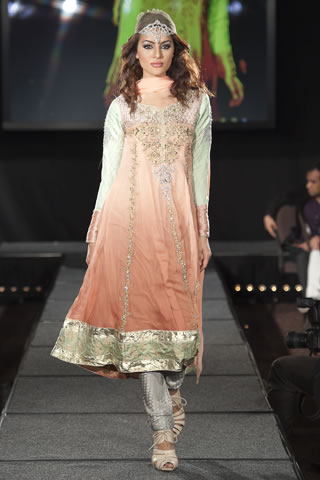 Maria B Dresses at Pakistan Fashion Extravaganza London 2011 style.pk 005 shows designer maria b