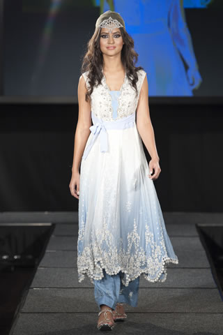 Maria B Dresses at Pakistan Fashion Extravaganza London 2011 style.pk 006 shows designer maria b