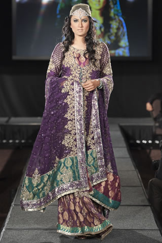 Maria B Dresses at Pakistan Fashion Extravaganza London 2011 style.pk 007 shows designer maria b