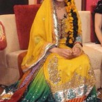 Bridal Mehndi Dresses For Bridals 2011 Collection (6)