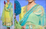 Bridal Mehndi Dresses For Bridals 2011 Collection (1)