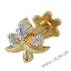 Nose pin designs for girls 2011 008 style.pk  stylish accessories jewellery