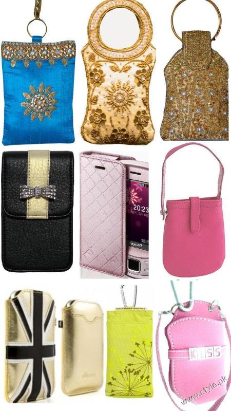Stylish mobile pouches for girls 2011 for Mobel stylisch