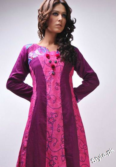 Aijazz Aslam Latest Women Winter Collection 2011 2012 style.pk 003 pakistani dresses designer dresses