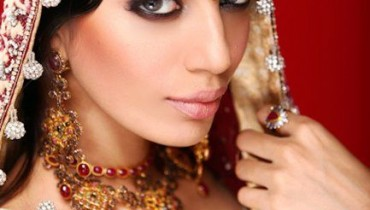 Bridal make up and photography by guddu shani www.style.pk 001