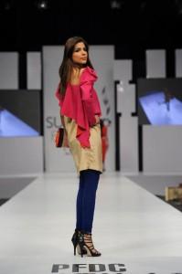 kamiar rokni's collection at sunsilk fashion week (8)