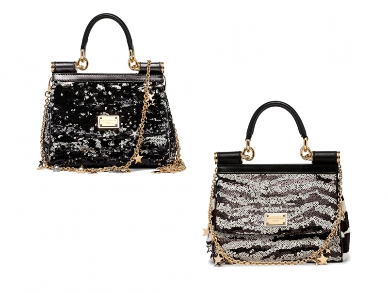 Latest Dolce & Gabban Fall Handbags Collection 2011-2012_02