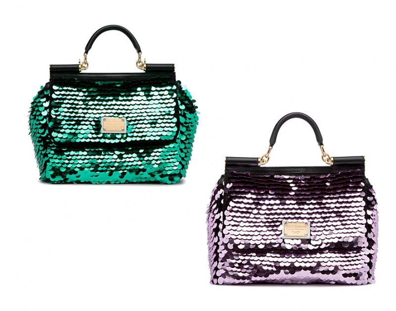 Latest Dolce & Gabban Fall Handbags Collection 2011-2012_04