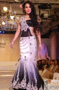 Honey Waqar collection at bridal asia week (5)