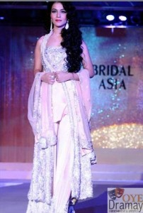 Honey Waqar collection at bridal asia week (4)