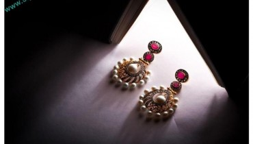 Exotic Earring Collection For Eid-Ul-Azha 2011 By Taneez-5 style.pk