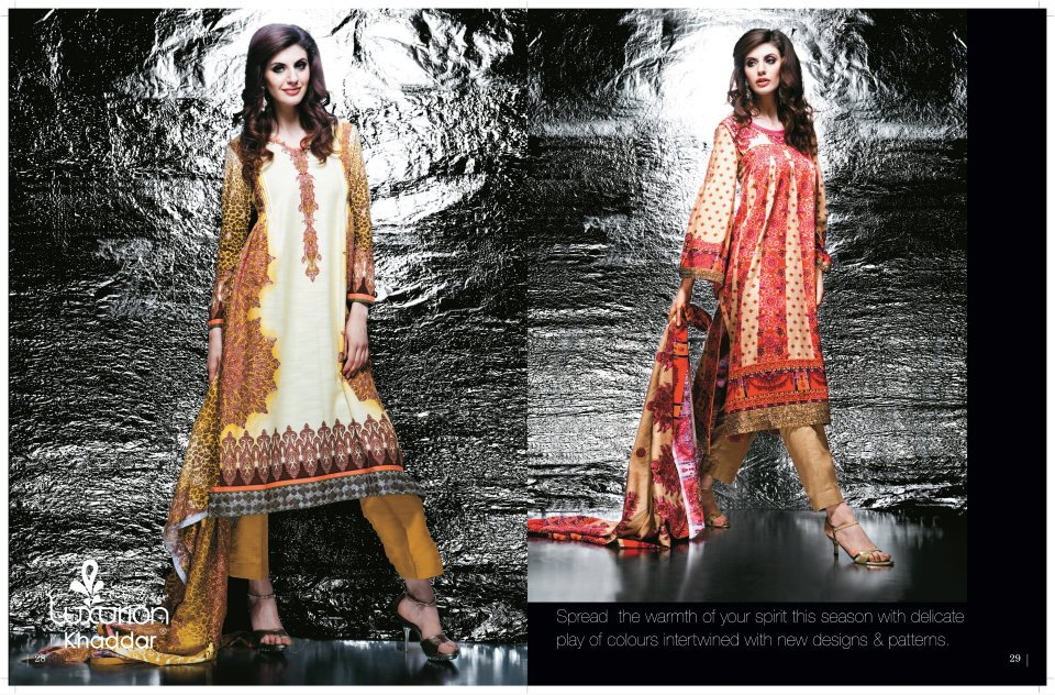 Five Star Winter Collection 2011 2012 for Women style.pk 007 local designer clothes for women for women local brands