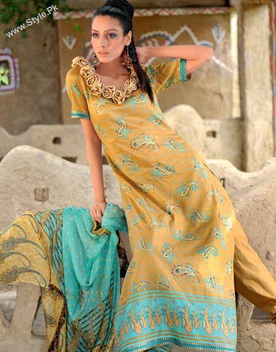 Khaddar Collecion by Gul Ahmed 2011-12 For Women (11)