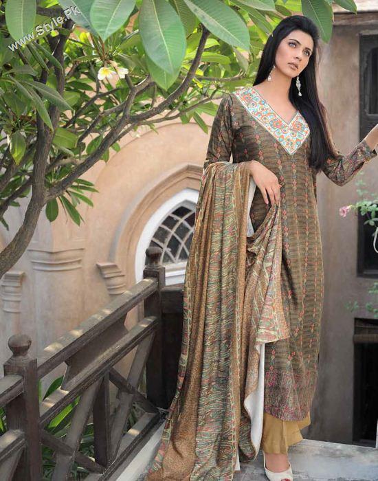 Khaddar Collecion by Gul Ahmed 2011-12 For Women (6)
