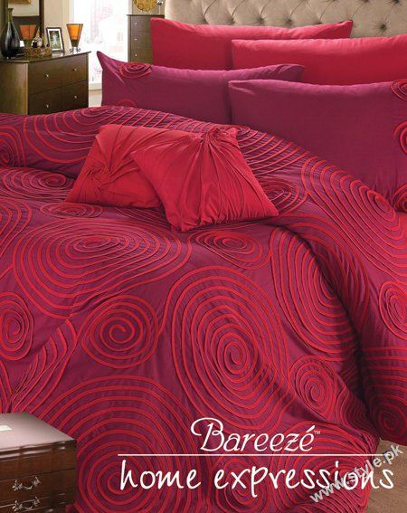 Home Expressions Bed sets by Bareeze style.pk 003 stylish interior designing furnitures home expressions bareeze pakistani brand