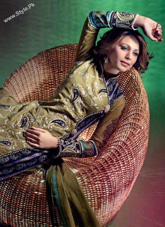 Khaddar Collecion by Gul Ahmed 2011-12 For Women (1)