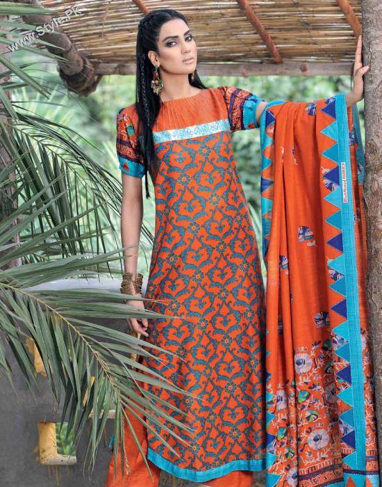 Khaddar Collecion by Gul Ahmed 2011-12 For Women (4)