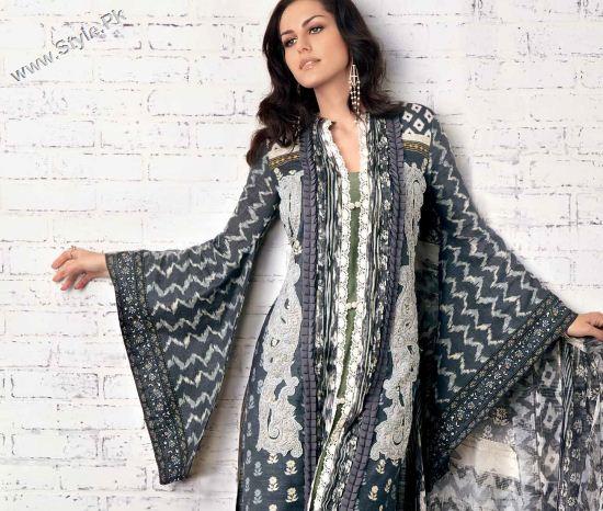 Khaddar Collecion by Gul Ahmed 2011-12 For Women (3)