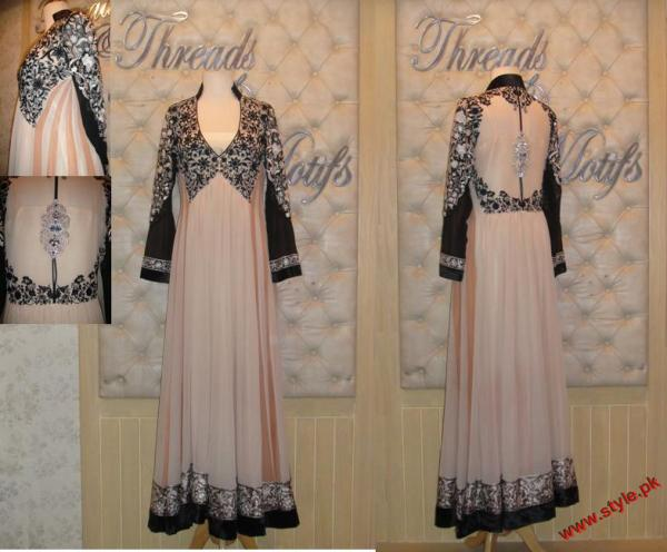 latest eid collection 2011 by threads amp motifs