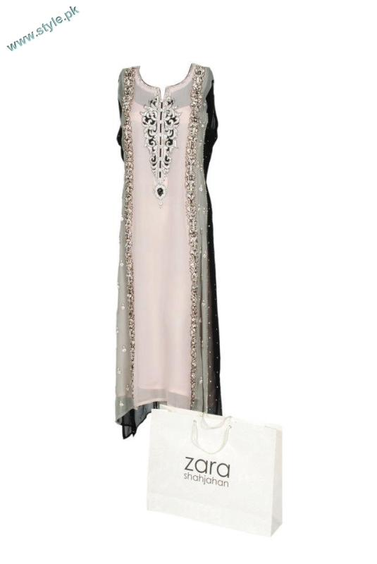 Latest formal wears collection for eid by zara shahjahan 2011 - Zara paris collection ...