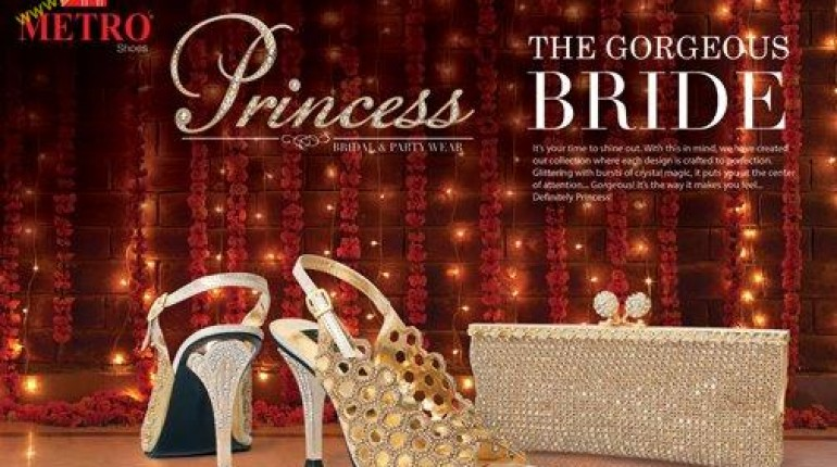 choose original hot-selling fashion shop for genuine Princess By Metro,Sandals & Clutches For Brides 2011-12