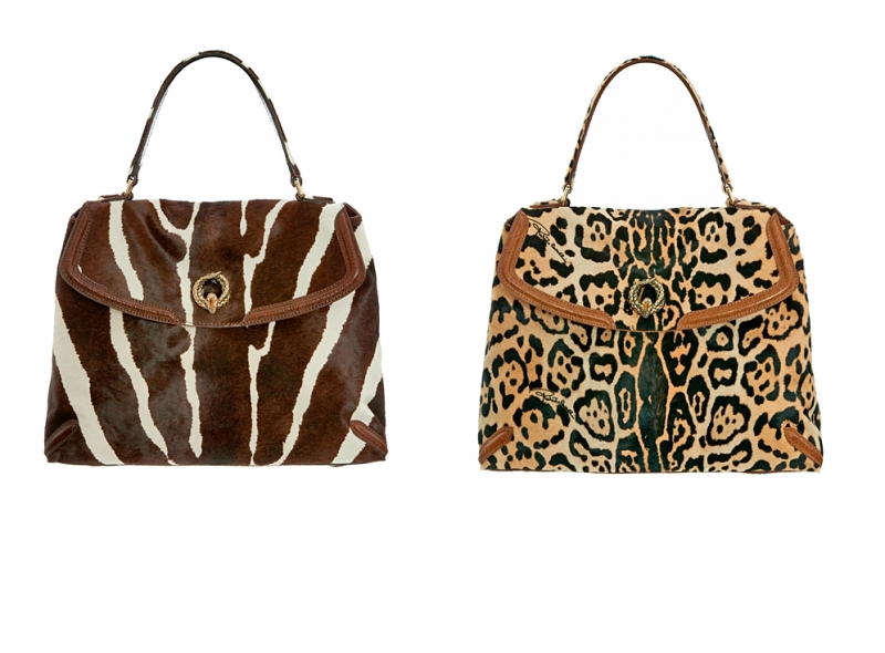 Roberto Cavalli Handbag Collection 2012 for Winter_02
