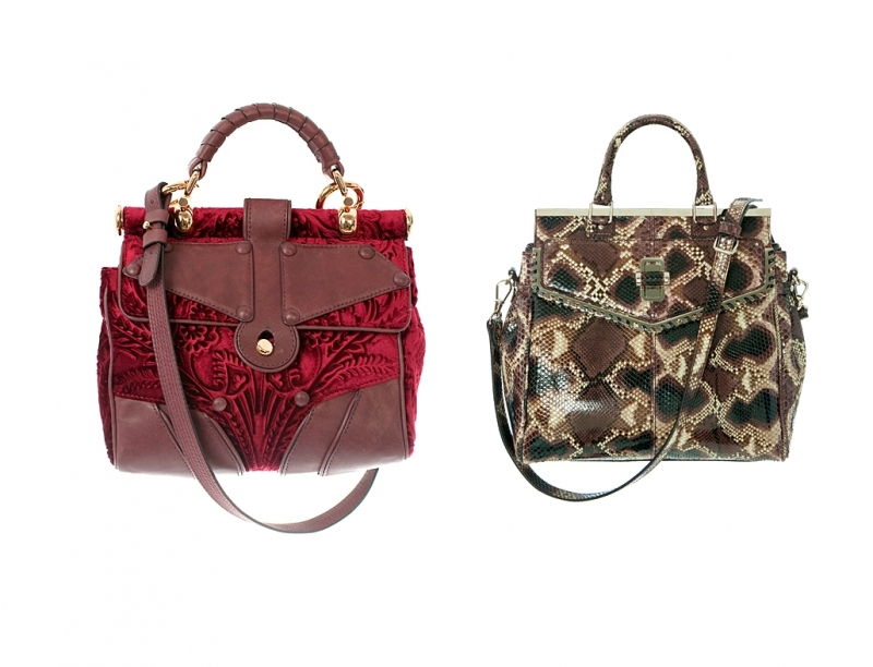 Roberto Cavalli Handbag Collection 2012 for Winter_03