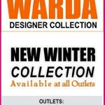 Warda Saleem Designer Collection - Winter Collection 2011