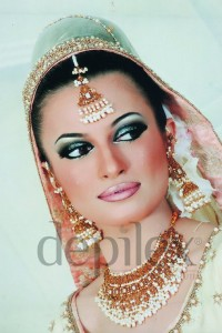 brides makeup by Depilex (1)