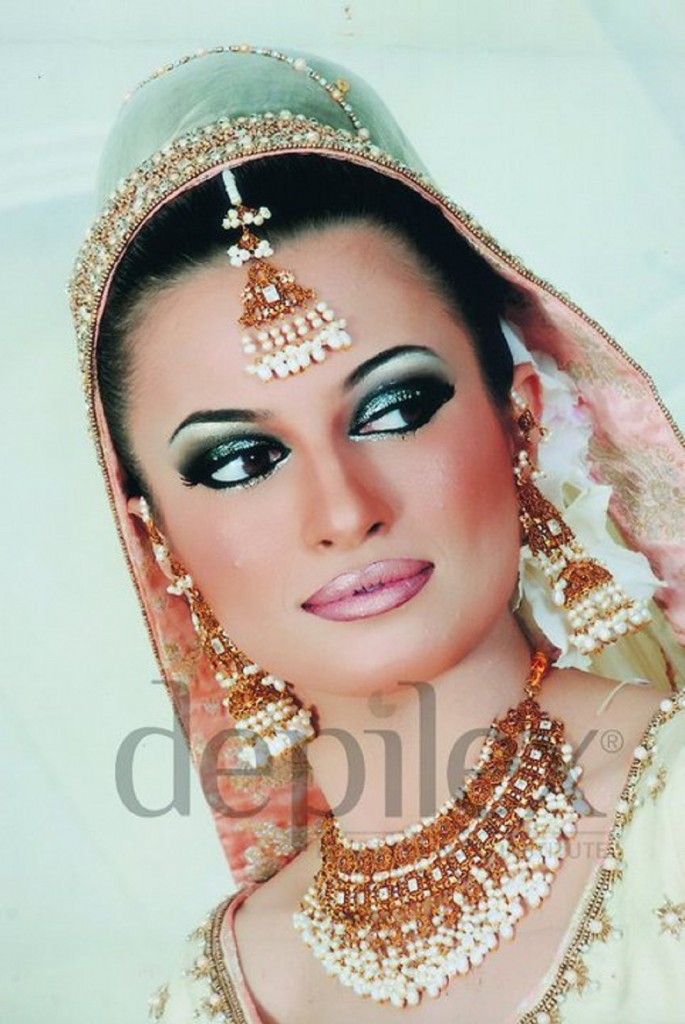Depilex Bridal Makeup : depilex beauty salon makeover for brides style.pk 009 ...