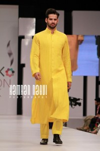 Adnan pardesy collection at sunsilk fashion week (2)