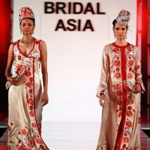 Honey Waqar collection at bridal asia week (1)