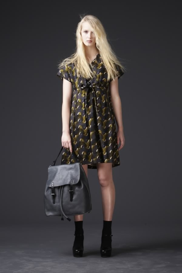 Latest Orla Kiely Fall Collection 2011-2012_02