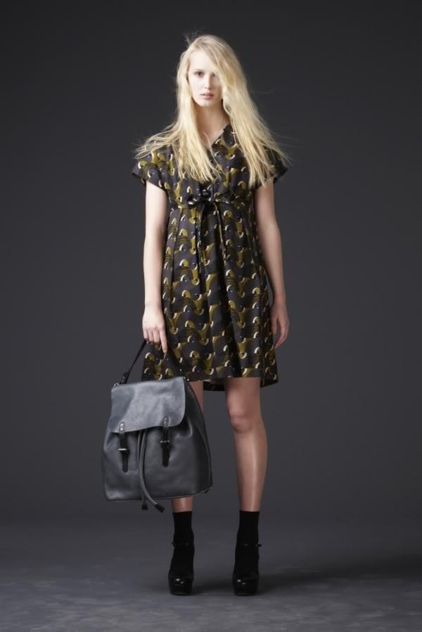 Latest Orla Kiely Fall Collection 2011-2012_02
