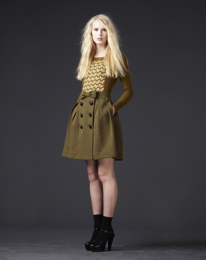 Latest Orla Kiely Fall Collection 2011-2012_05