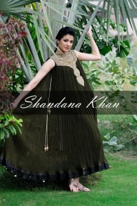 party wear dresses by shandana khan (1)