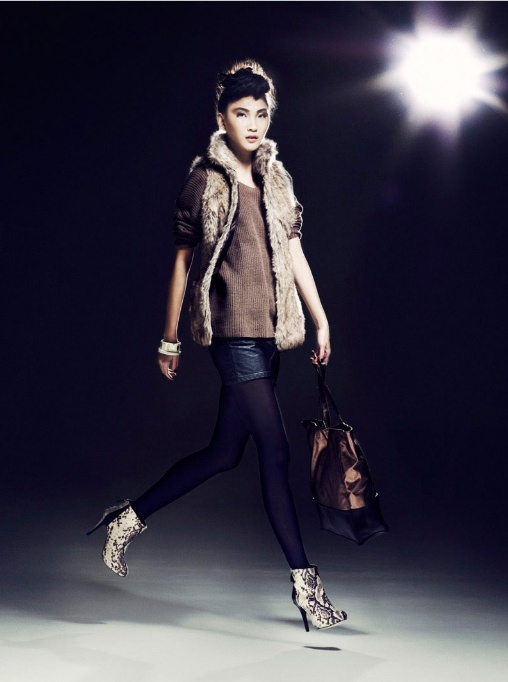 Stradivarius Winter Collection 2011_02
