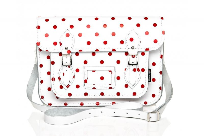 Zatchels Polka Dot Handbag Collection 2011_01